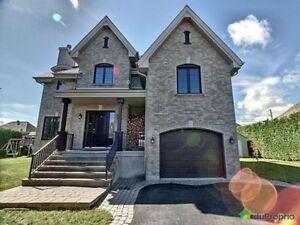 440 000$ - Maison 2 étages à vendre à St-Joseph-Du-Lac