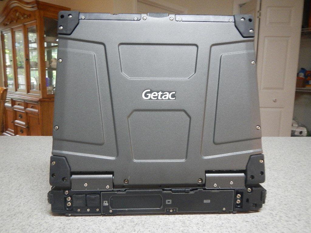 7 Hour Getac B300 i5 4310M G5 Toughbook, 128SSD,4GB Ram,GPS/Gobi5000/Touchscreen