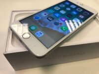 Apple iPhone 6s Plus - 64GB - Silver Edition - Network Unlocked - ONLY £245 - Mint Condition!