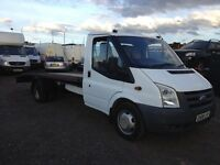 2008 ford transit recovery 350lwb 115bhp