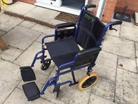 Promedic Bluebird Wheelchair