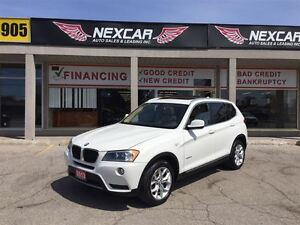 2013 BMW X3 X DRIVE AUT0 AWD LEATHER PANORAMIC ROOF 98K