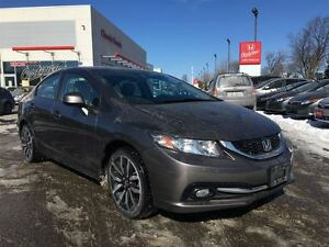 2013 Honda Civic TOURING | NAVI | CLEAN CARPROOF | LEATHER | ALL