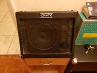 Crate Taxi TX15 busking battery amp