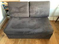 John Lewis Microfibre Sofa Bed