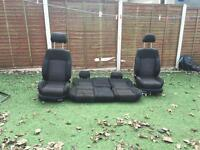 VW golf mk4 complete seats