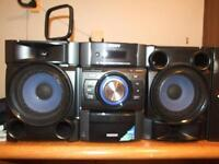 """Looking to Trade this Sony System for 12"""" 8ohm Guitar Speaker"""