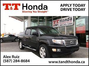 2013 Honda Ridgeline Touring *No Accidents, Local Truck, Remote
