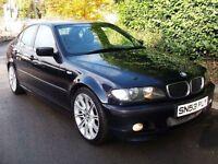 MINT BMW 330D SPORT AUTO/TIP *ORIENT BLUE* LIKE AUDI A4 A3 A6 320D LEON ASTRA GOLF PASSAT 530D E46
