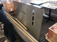 Stainless Steel Sheet 1x2m