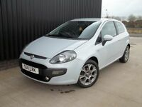 Fiat Punto Evo 1.4 8v GP 3dr (start/stop) 1 Previous Owner Full Service History, 2 Keys May Px/Swap