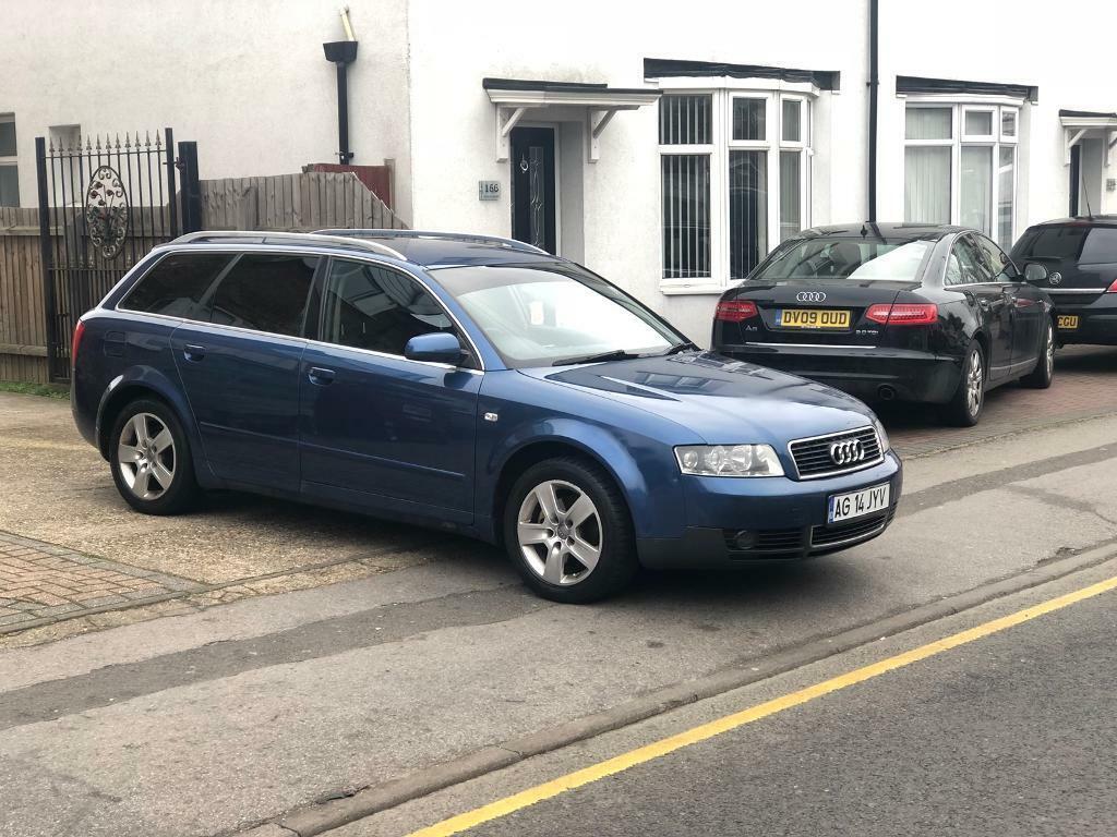 Audi A4 B6 19 Diesel Romanian Plate In Luton Bedfordshire Gumtree