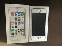 Iphone 5s 16gb Gold on o2 network
