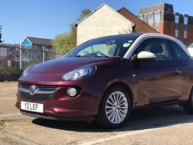 Vauxhall Adam 1.4 Ecoflex (stop-start) Glam - only 1 previous owner!