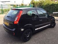 FORD FIESTA 1.6 STYLE CLIMATE = AUTOMATIC = NEWER SHAPE 2007 REG £1090 ONLY =