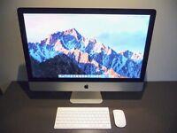 "Apple iMac 27"" Computer (late 2009) 3.06GHz Intel Core 2 Duo, 1TB HD, 12GB Memory"