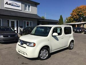 2010 Nissan cube 1.8S