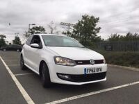 Volkswagen Polo 1.4 Match 3dr CAT C