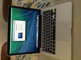 MacBook Pro 2.4 GHz i5 8GB 2013