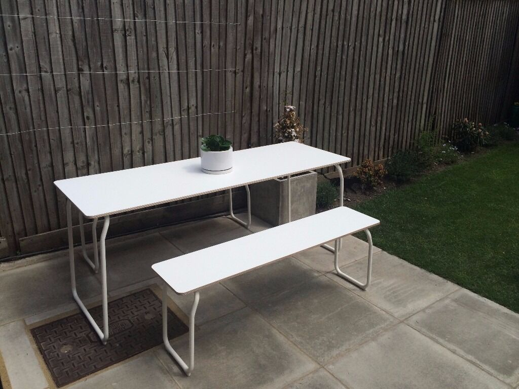 Ikea Ps 2014 In Outdoor Folding Dining Table And 2