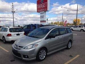 2007 Mazda MAZDA5 GS, 7-Pass, 4 Cyl Great on Gas, Very Clean and