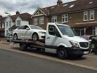 24/7 Recovery & Breakdown, Car collections from across U.K. Scrap & non runner purchases