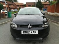 Volkswagen Polo SE 1.2 5DR 2012 / Full Service History / Long MOT / Quick Sale Wanted / £3495 O.N.O
