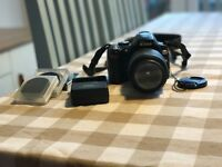 Nikon D60 with AF18-55 VR Lens - Low shutter count