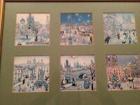 Framed Print of Prague