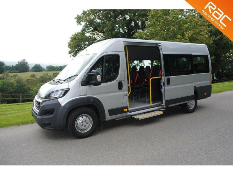 f4b8c1d39dac6f The only lightweight minibus to pass rigorous and stringent European  testing to achieve European Whole Vehicle ...