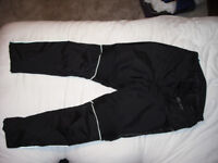 WEISE MOTORCYCLE TEXTILE TROUSERS - AS NEW !