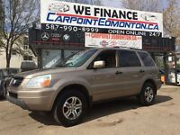 2004 Honda Pilot EX-L  VERY VERY CLEAN ONLY $7950