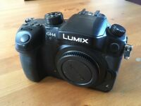 Panasonic GH4 DSLR Body