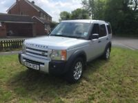2005 Landrover discovery 2.7 TD SE 4WD Seven seater