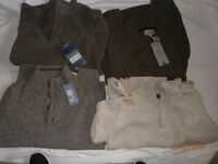 Men's clothing, brand new, size small