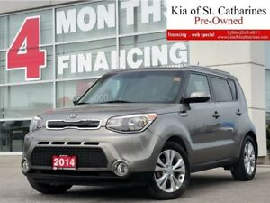 2014 Kia Soul EX | Heated Seat | Cruise Ctrl | Bluetooth