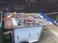 Tools diy job lot mixed tools