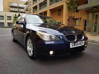 BMW 5 Series 2.5 525i SE 4dr Auto Full Service History Long Mot, Car Drive Perfect
