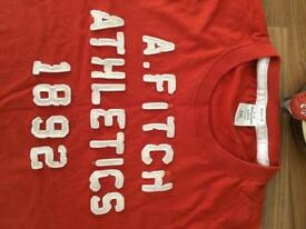 Abercrombie and Fitch t shirts X 3