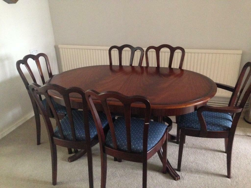 Extendible mahogany buy sale and trade ads great prices - Where can i buy dining room chairs ...