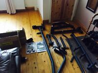 Everlast 1000 home gym +120kg weight, used but it is in excellent condition