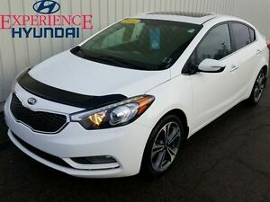 2014 Kia Forte 2.0L EX LOADED EX EDITION WITH FACTORY WARRANTY
