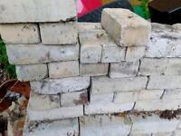White building bricks 200 + FREE