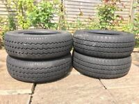 215/65R 16C Tyres in GOOD Condition