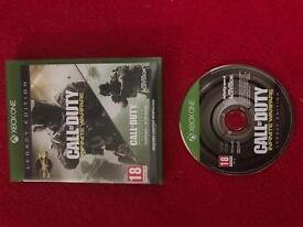 Call of Duty Infinite Warfare Legacy Edtition Xbox one