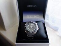 Seiko Prospex Samurai. Mans Automatic Watch.