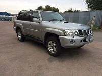 2006 Nissan Patrol 3.0D AUT., Never had any accident, New tyres