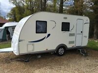 2011 - Adria Altea 432PX - 4 Berth Lightweight Touring Caravan