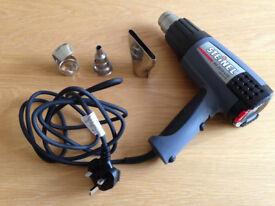 Heat gun (Steinel HG 2310 LCD)