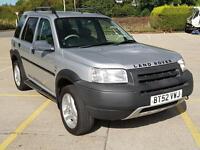Land Rover Freelander v6i es automatic petrol low miles